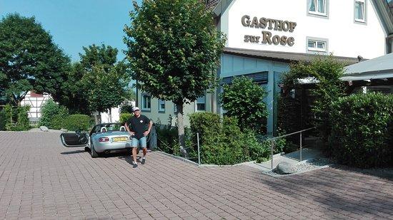 Weissenhorn, Německo: Parkeerterrein