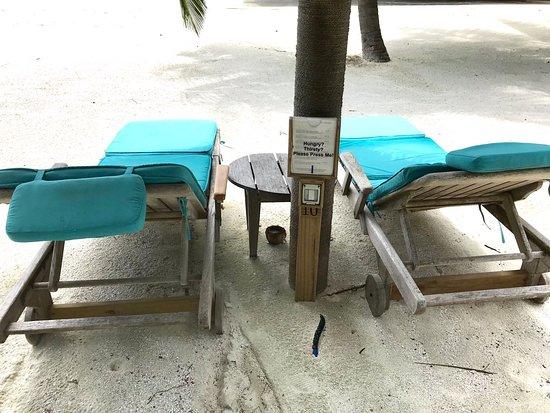 Sydlige Malé-atol-billede