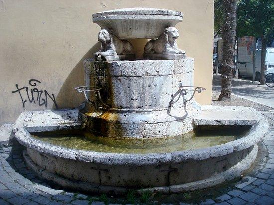 Fontana dei Cani