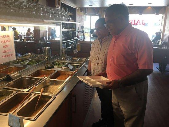 Buffet Layout Picture Of Jaipur Indian Restaurant Oslo Tripadvisor