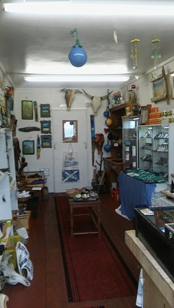 Portnahaven, UK: Packed with interesting objects