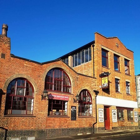 Northampton, UK: Albion Brewery Bar