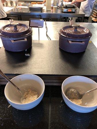 Les porridges.