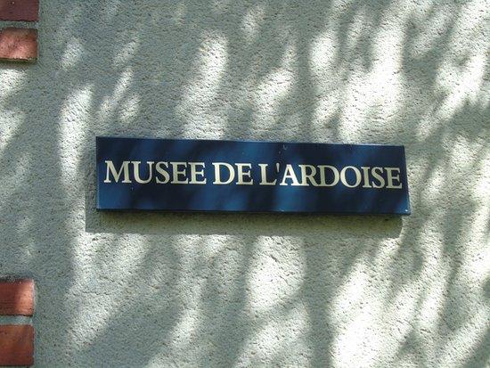 Trelaze, Frankrig: Musée de l'Ardoise à Trélazé
