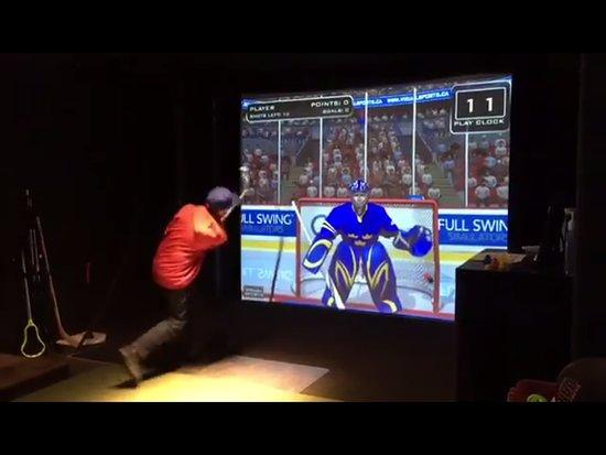 AllSports Simulated