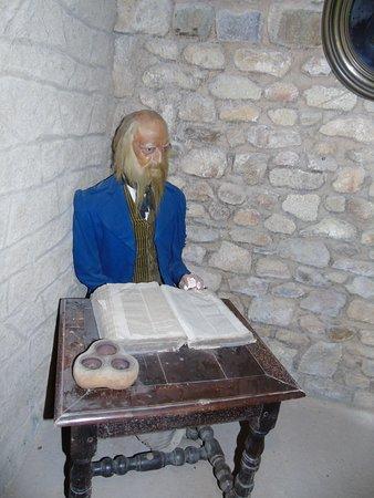 Musee Des Cachots Et Prison Picture Of Archeoscope Du Mont