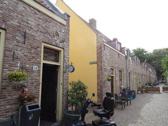 De Zeven Steegjes van Utrecht