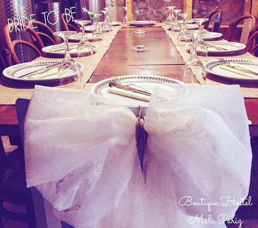 Grizane-Belgrad, Croatia: Bride 👰 to be!! ❤️