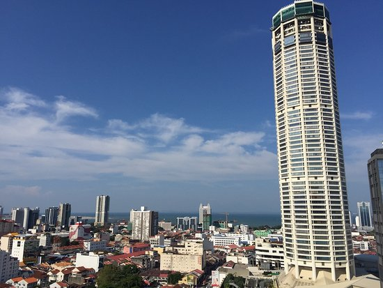 Hotel NEO+ Penang : Nice view from Pool area