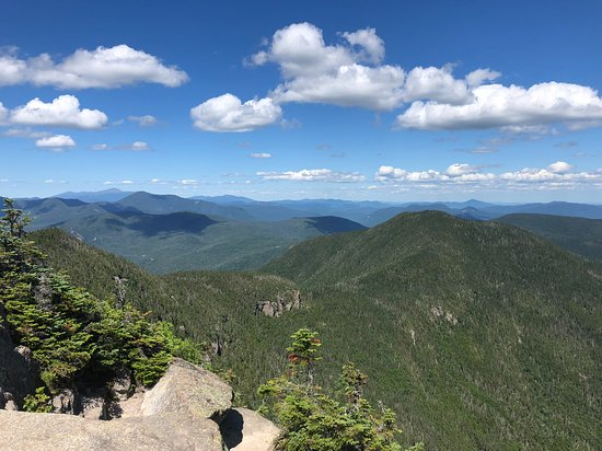 Waterville Valley, NH: Views from the top!