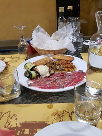 Granarolo dell'Emilia, Italy: antipasto