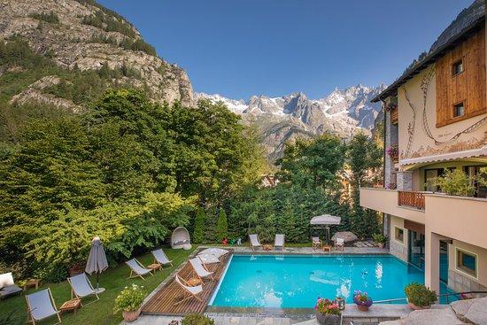 Hotel gran baita wellness courmayeur prezzi 2019 e recensioni - Hotel courmayeur con piscina ...