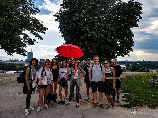 Belgrade Free Walking Tour: Discover stories Belgrade fortress walls with Jelena!