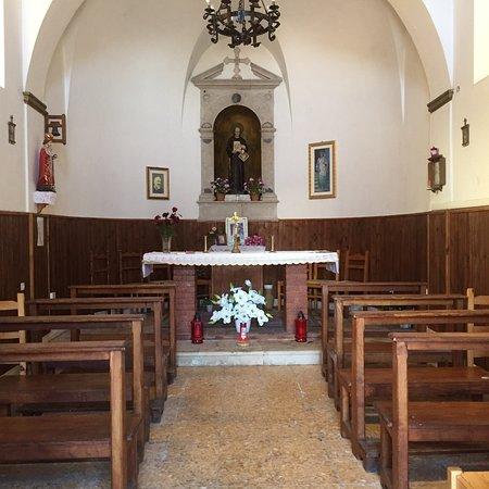 Roccaraso, Italie : Chiesa di San Bernardino