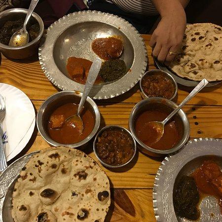 Kashmiri Dinner