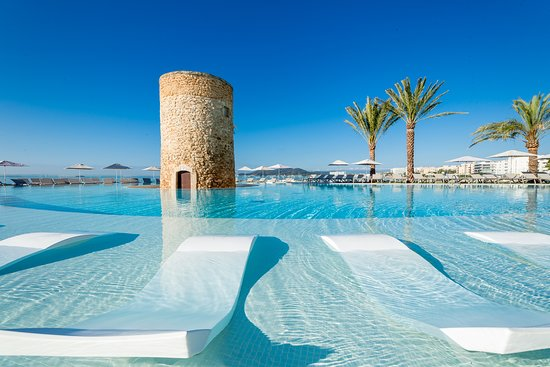 Infinity pool - Picture of Hotel Torre del Mar, Ibiza - Tripadvisor