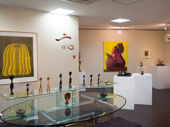 Yaizu, Nhật Bản: art gallery