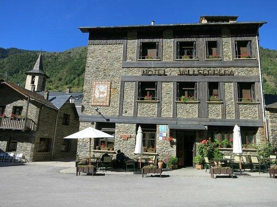 Hotel Vall Ferrera ภาพถ่าย