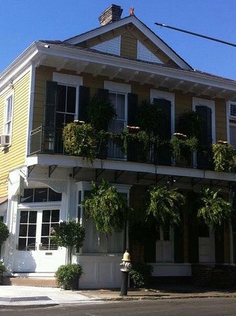Eat New Orleans 900 Dumaine Street Picture Of Eat New