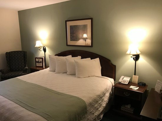 Houghton, NY: Upstairs suite