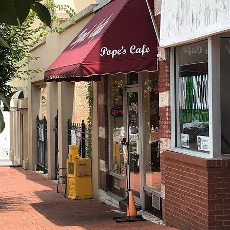 Pope S Cafe Shelbyville Tn