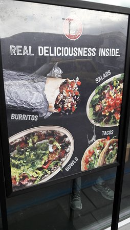 Chipotle Mexican Grill: Main Specialized Dishes