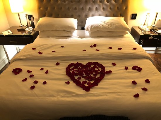 Rosewood Washington, D.C.: Nice touch for our anniversary.