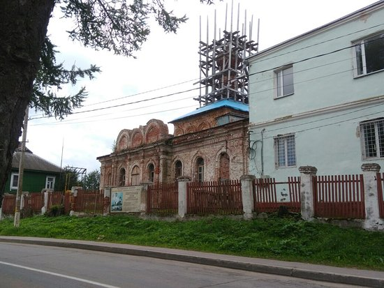 Petropavlovskiy Church