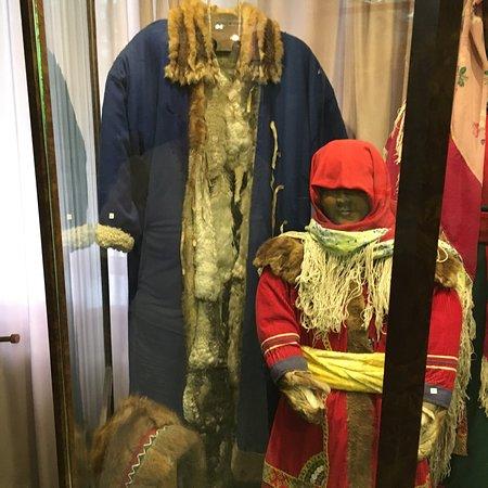 Нефтеюганск, Россия: Экспонаты и экспозиции музея