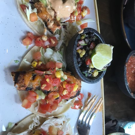 Great food - I would call it Ca style not TexMex