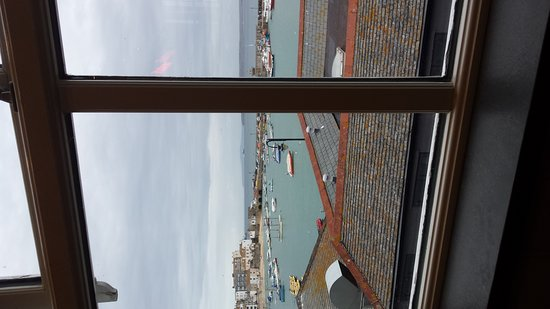view from restaurant window - Picture of Firehouse Bar and Grill, St Firehouse Window Design Html on