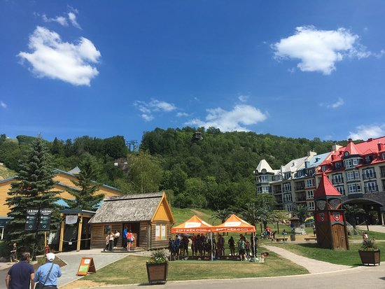 Mont Tremblant Activity Centre