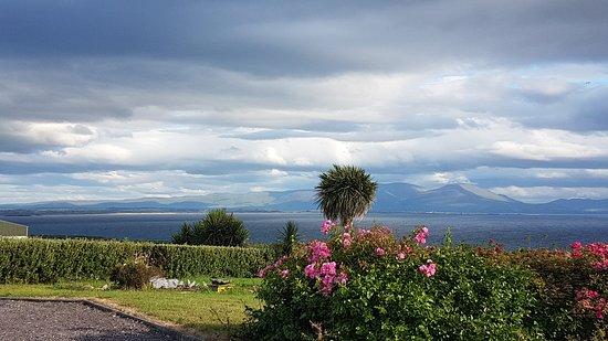 Ballyheigue, Ierland: Blick vom Haus