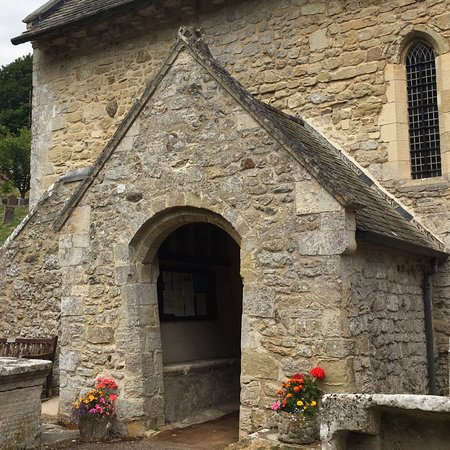 Seaton, UK : Saint Winifred's Church