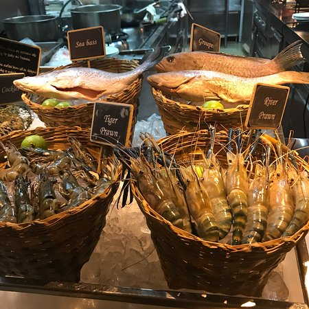 Great Seafood Buffet
