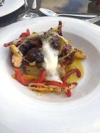 Alambique Restaurant - Savoy Saccharum Resort & Spa: Polvo