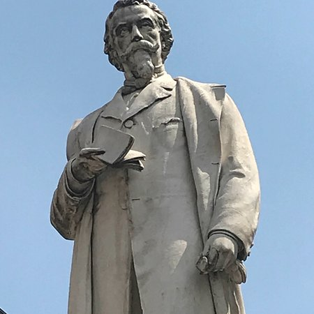 Monumento Aleardo Aleardi