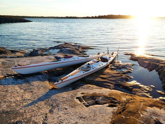 4 días Kayak y Wildcamp el...