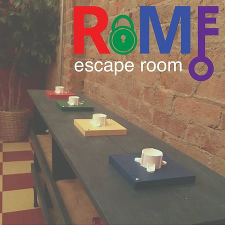Colosseum Escape Rooms