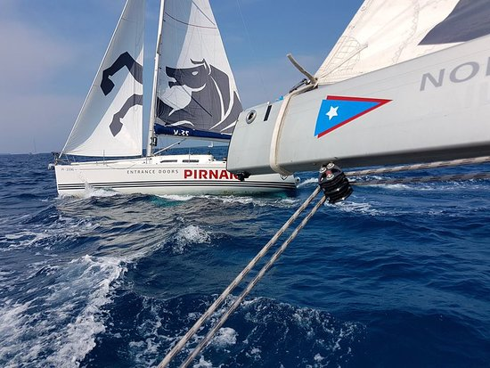 North Adriatic Sailing Academy / X-35 One Design (Athena & Aurora Pirnar)