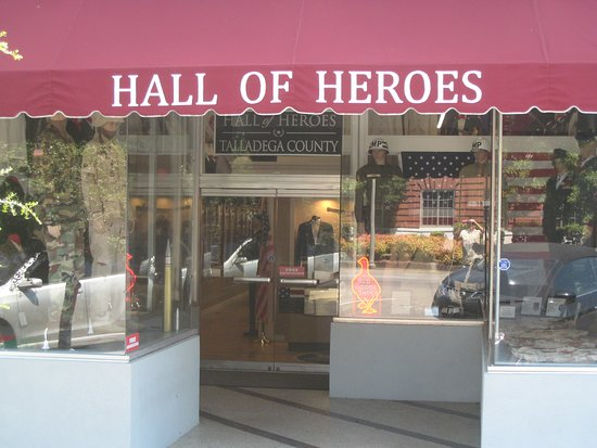 Talladega, AL: Hall of Heroes