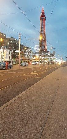 Blackpool Illuminations ภาพถ่าย
