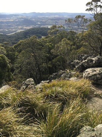 Mount Macedon, Австралия: Short walk up to the lookout