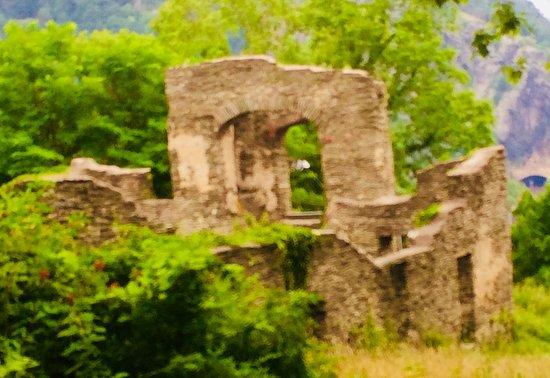 Ruins of St. John's Episcopal Church