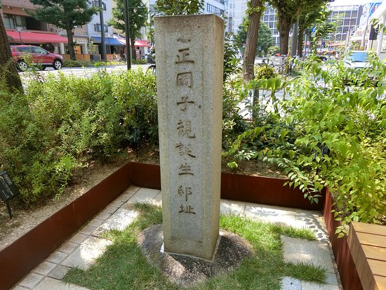 Masaoka Shiki Tanjoteishi