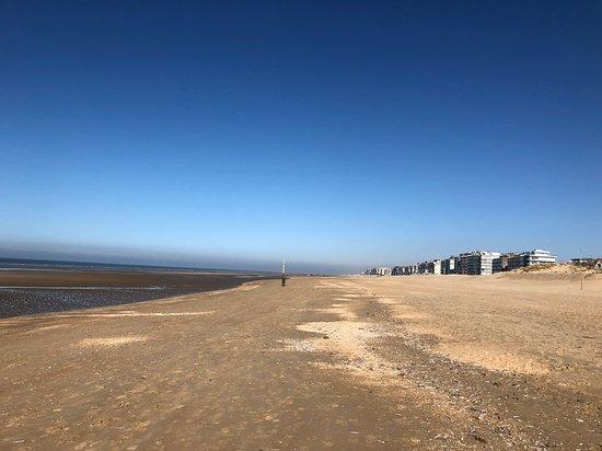De Panne Beach