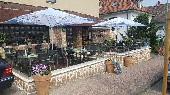 Bad Vilbel, Allemagne: Restaurant Alt Athen