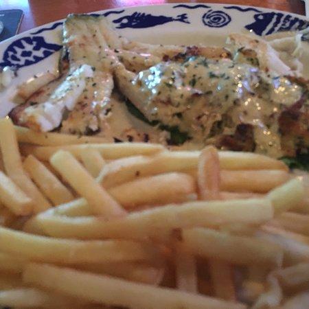 Sandbar & Grille: Great food