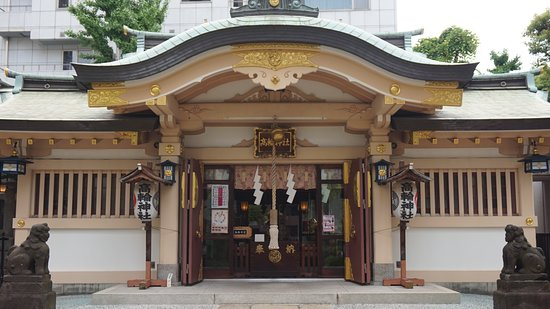 Takanawa Shrine