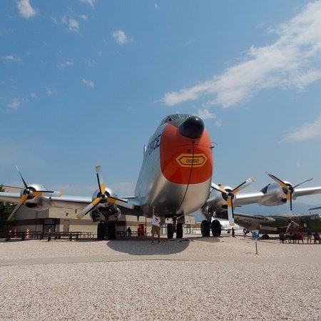 Bilde fra Hill Aerospace Museum
